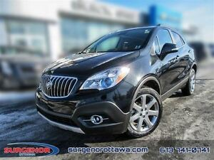 2016 Buick Encore AWD Leather  - Certified - $200.71 B/W