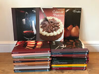 Time Life Books-The Good Cook - set of 27 books . Lots of techniques/recipes. Great Christmas Gift