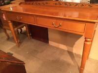 Laura Ashley 2 Drawer Console Table - CAN DELIVER