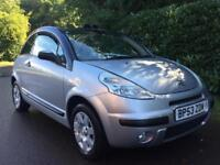CITROEN C3 PLURIEL **AUTOMATIC* ONLY 57K *CONVERTABLE**MOT AUGUST 2018