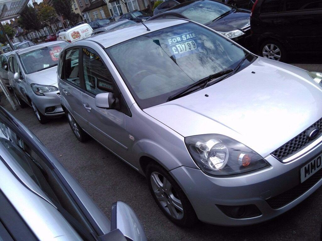 Ford Fiesta Zetec 1.2 cc Petrol A/C Climate .
