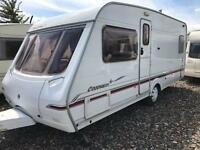 Swift colonsay/4/berth fixed bed 2006 17ft px welcome