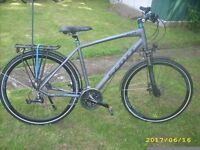 Scott SUB 10 Sport Hybrid Bike Large Frame Deore XT Spec £899 New Hardly Used Hyd Brakes May Deliver