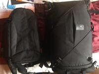 Kata and Canon camera bags