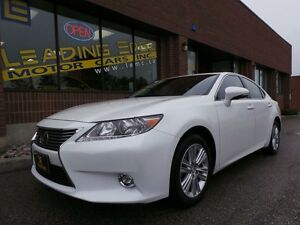2014 Lexus ES 350 Navi, Leather, Heated and Cooling Seats, Back