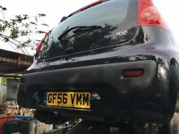 PEUGEOT 107 URBAN SEMI-AUTO 2006- FOR PARTS ONLY
