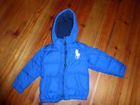 Biys Ralph Lauren Polo ,Ski Jacket. Size 5