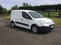 2010 CITROEN BERLINGO 1.6 HDI THREE SEATER.