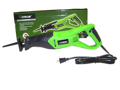 HEAVY DUTY PROFESSIONAL RECIPROCATING SAW METAL WOOD VARIABLE SPEED