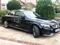 Mercedes-Benz C Class C250d Sport Premium Plus 4dr Auto
