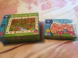 Kids puzzles/games