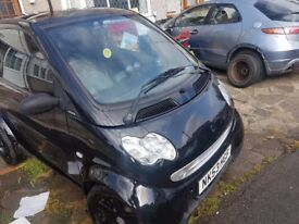 Smart Fortwo 0.7 City **Hpi Clear** Pedal Shift GEAR**Quick Sale**