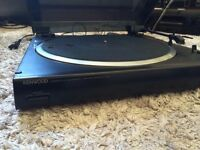 Kenwood FULL AUTOMATIC TURNTABLE System P-78