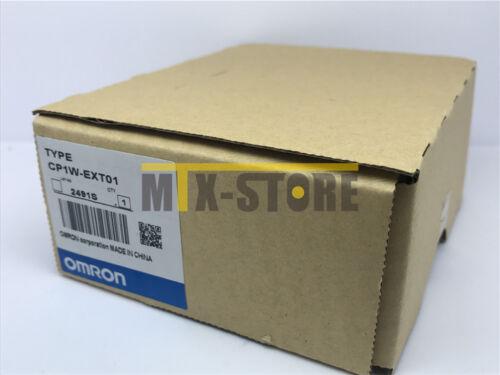 1PCS New Omron PLC MODULE  CP1W-EXT01