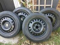 GM Vauxhall wheels