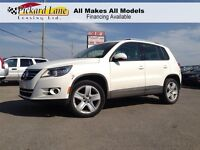 2011 Volkswagen Tiguan Highline!!!   STOP AND TAKE A LOOK AT THI