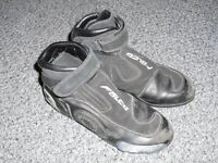 BOOTS for minimoto racing size 7 in excellent condition
