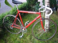 1980s Vintage Cannondale 3.0 racer made in USA