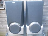 Pair of AIWA Speakers - SX-WZL500