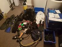 Full scuba diving kit for sale