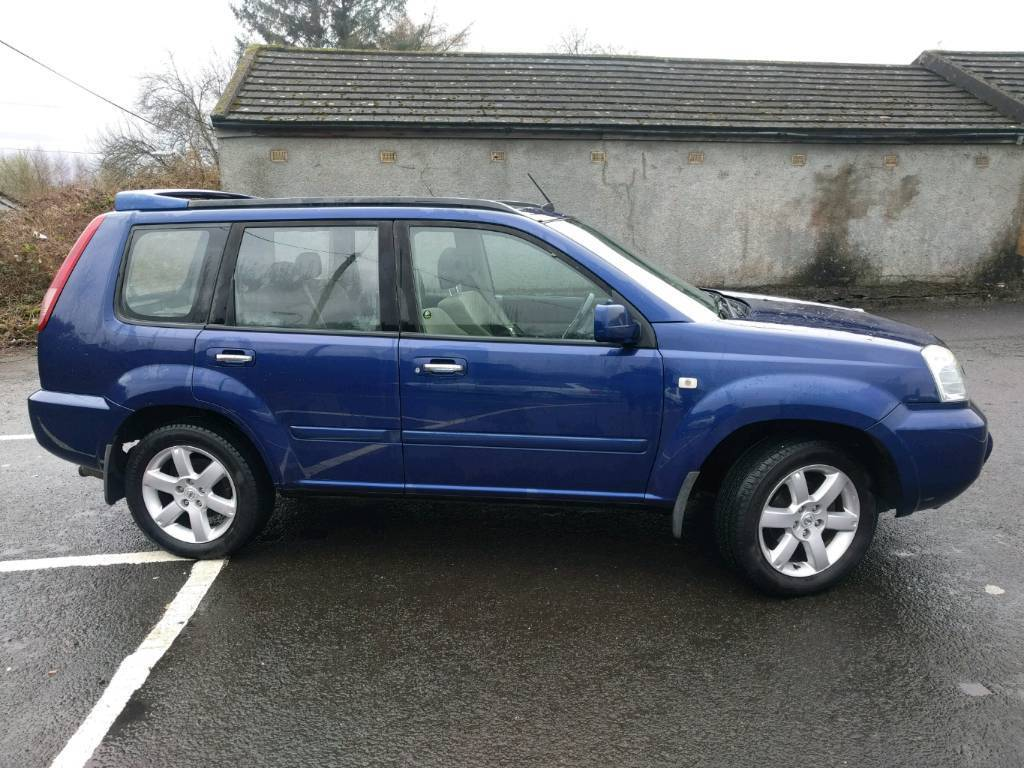 nissan x trail 2 2 dci sport 2005 reduced price xtrail in alloa clackmannanshire gumtree. Black Bedroom Furniture Sets. Home Design Ideas