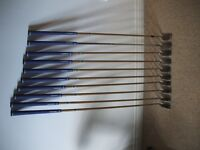 Golf Clubs. Set of Tour Model II irons in good condition.