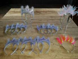 Dance Wear/ Costumes Hairband and Wand mix
