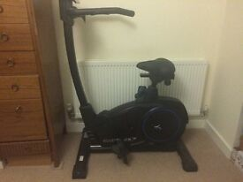 Exercise bike, like new barely used, negotiations accepted