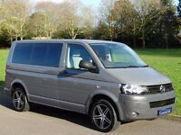 Volkswagen Transporter 2.0 TDI T30 Window Van 4dr (SWB) 5 SEATER KOMBI SIDE WINDOWS