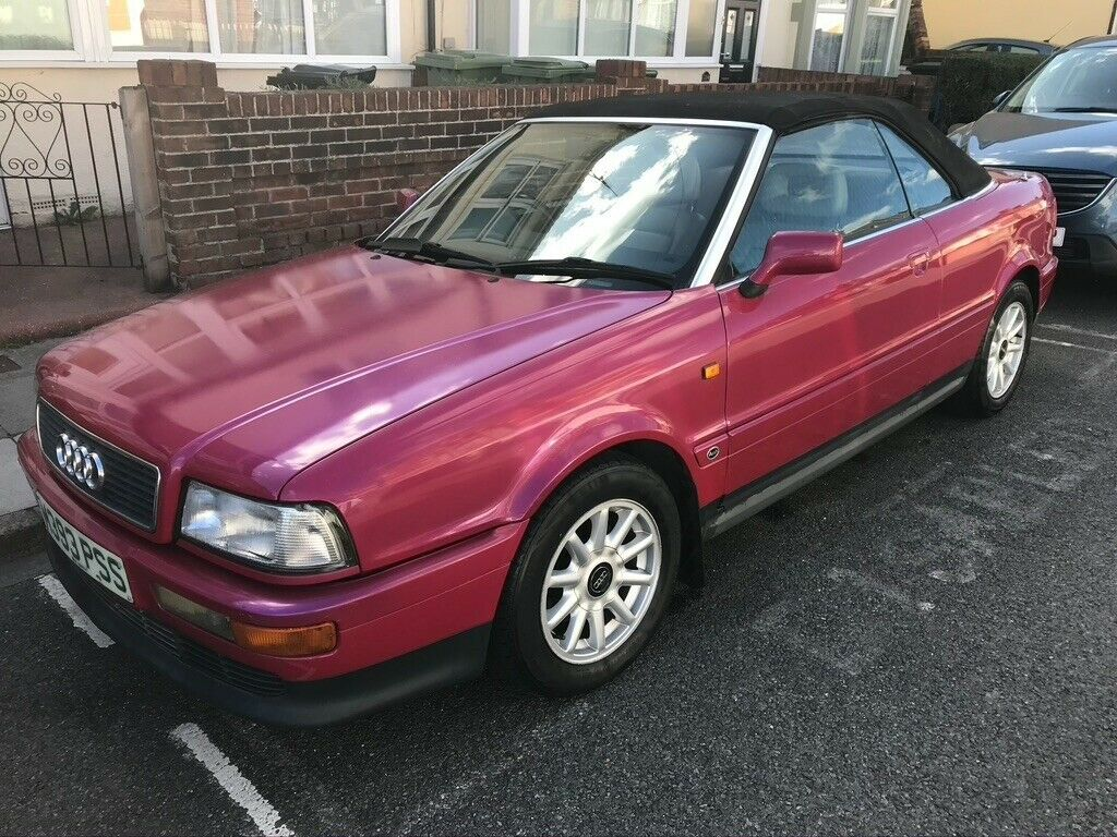 Audi Cabriolet Convertible 1994 Manual 2598 Cc 2 Doors In Portsmouth Hampshire Gumtree