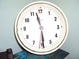 Sectric clock