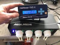 Aqua medic evo 4 marine doser