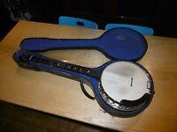 Barnes & Mullins 5-string Banjo