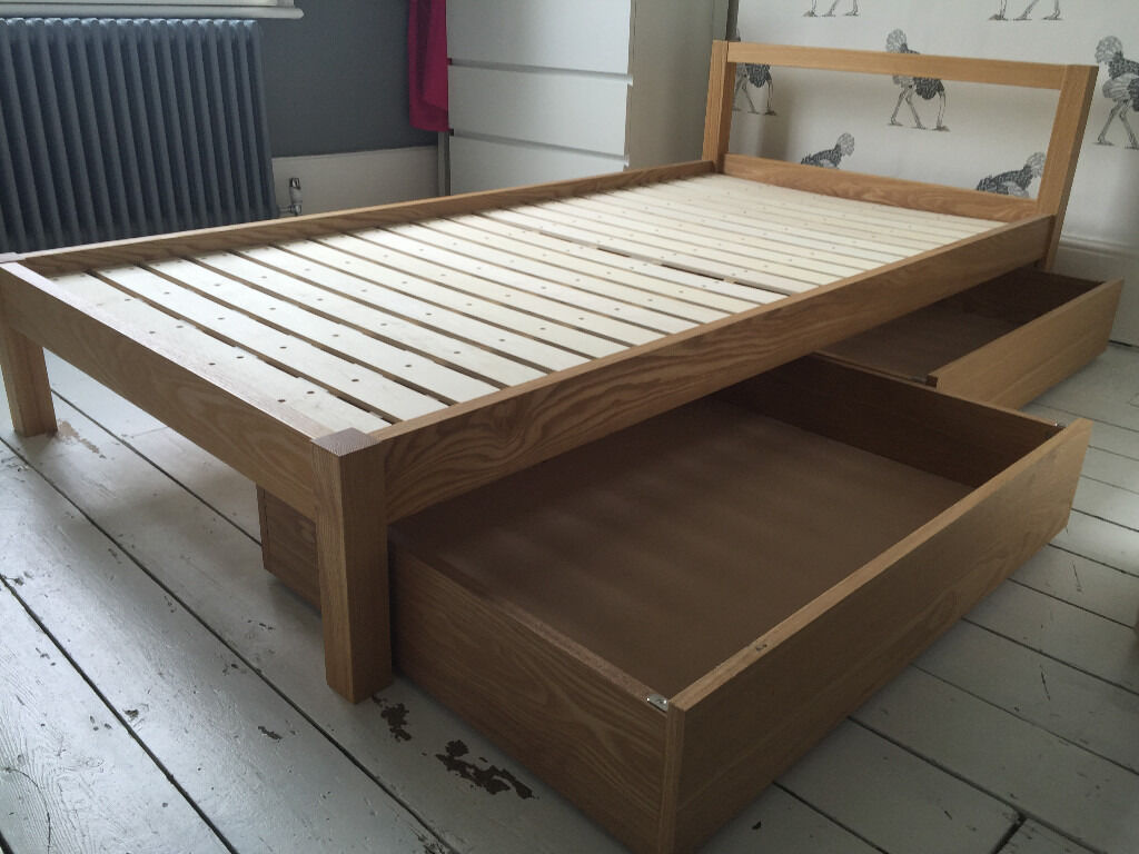 Lovely Muji Bed And 2 Large Underbed Storage Drawers Need Interiors Inside Ideas Interiors design about Everything [magnanprojects.com]