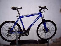 lightweight mans mountain bike