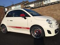 Fiat 500 Abarth - Apple iPlay, alarm, dump valve