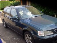 HONDA CIVIC ESTATE 1.6 PETROL.