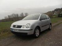 VW POLO, 2003 1.4 TWIST ( LONG MOT )