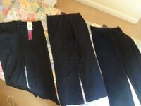 WOMAN'S TROUSERS-3 PAIRS-£8