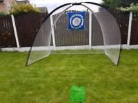 Longridge golf practice net