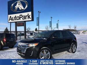 2014 Ford Edge SEL| Heated Leather Seats| Back Up Cam| Climate C