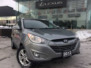 2012 Hyundai Tucson GLS Bluetooth Heated Seats Leather