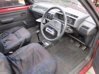 Peugeot 205 xl 1987 (Rare Engine and Model) For Sale