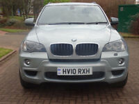 BMW X5 3.0 XDRIVE30D M SPORT 5d AUTO 232 BHP NAVIGATION SYSTEM ++ M SPORT ++