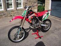 Honda CRF 150 RB 2010 Model