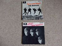 """THE BEATLES - EP X 2 - """"ALL MY LOVING"""" & """"TWIST & SHOUT"""""""