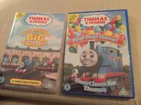 2 Thomas & Friends DVDS