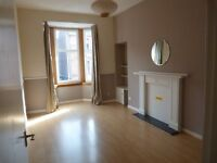 Unfurnished flat to let near Glasgow west end. Flat 2/3 17 North park street, Glasgow G20 7AA