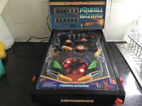 Vintage Pinball game .