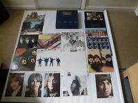 RECORDS VINYL BEATLES COLLECTION BOX SET RARE 13 LP'S LOVELY ITEM